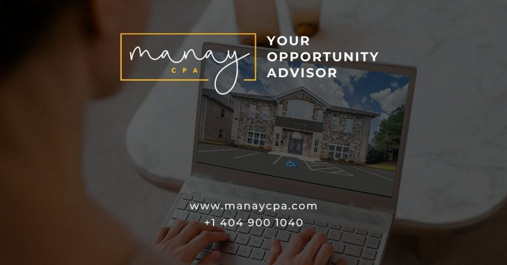 Manay CPA Your Opportunity Advisor Atlanta Tax and Accounting