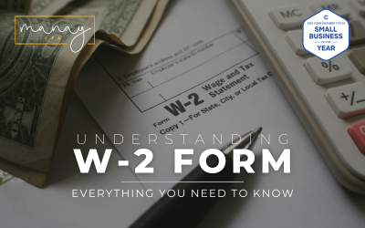 Everything You Need to Know About Form W-2