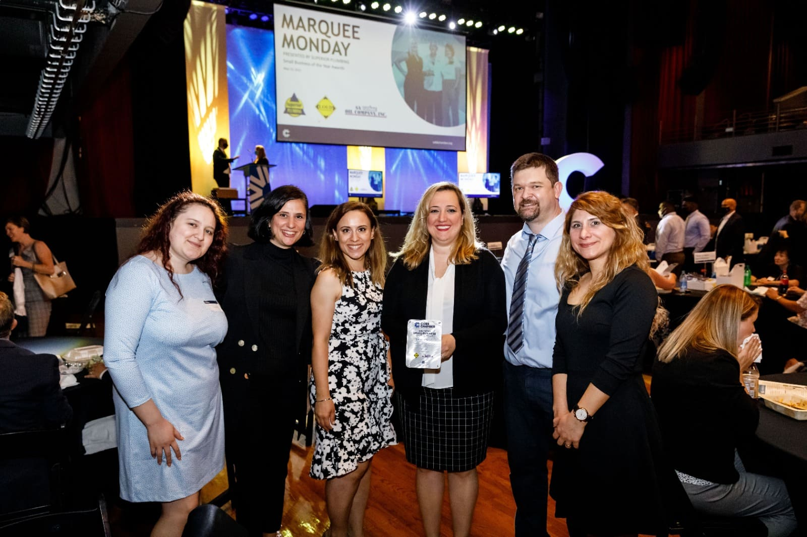 Manay CPA has been selected as on of the top 30 small businesses of the year